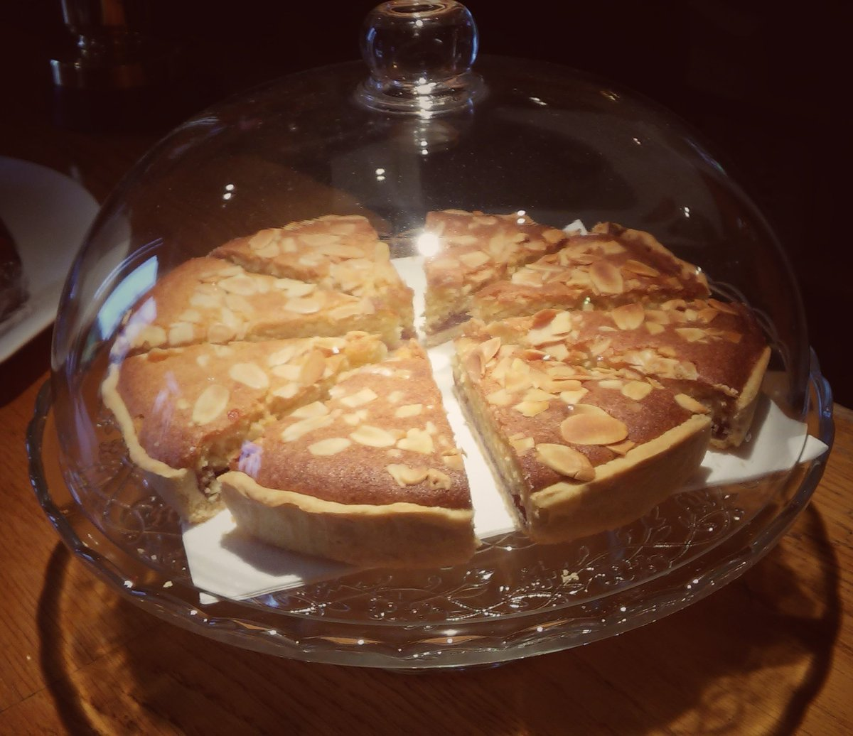 The Bakewell Tart is back! @KevWotton #Homemade #TreatYourself #Clubhouse <br>http://pic.twitter.com/TTPIOKBYcs