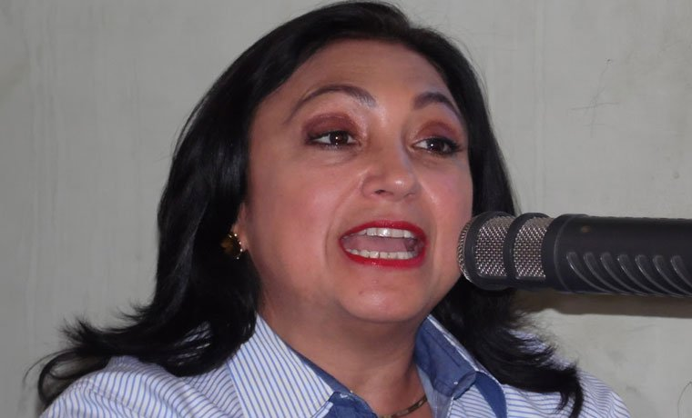 """Exrectora del #CNE dice que elecciones se han atrasado por """"razones po..."""