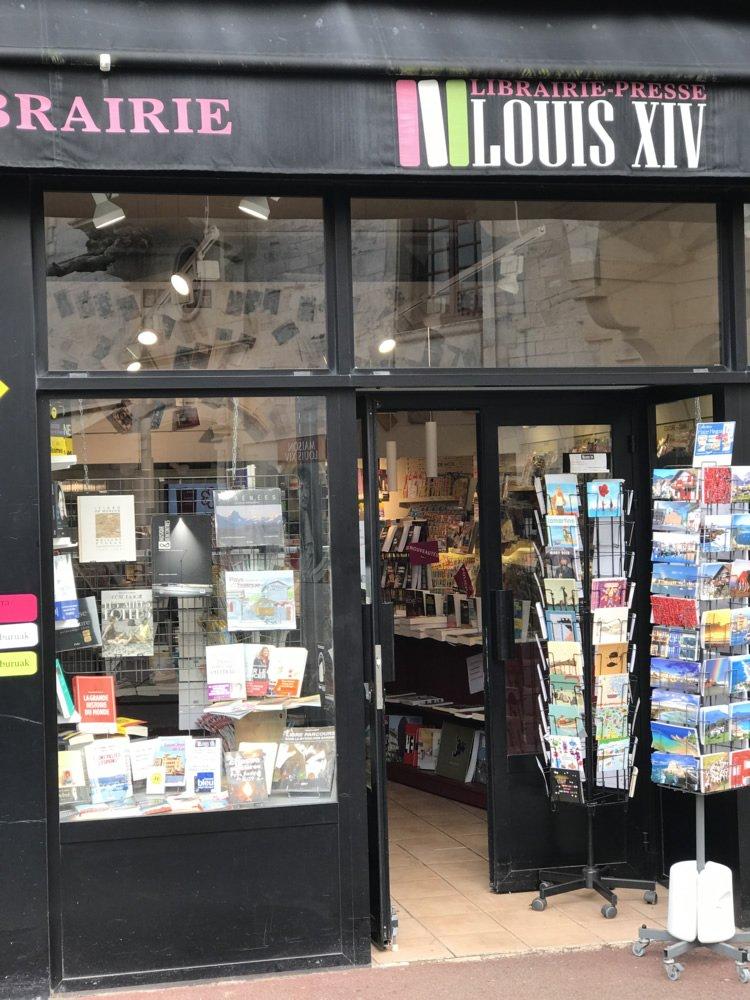 #Musique et #Rencontres en vente Librairie Louis XIV à Saint Jean de #Luz au Pays #Basque<br>http://pic.twitter.com/rC02p4eBWU