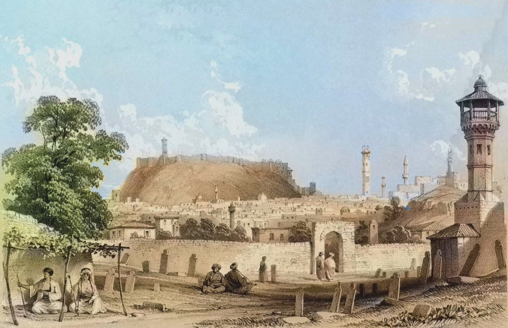 #Aleppo, Syria, 19th Century (Halep) <br>http://pic.twitter.com/OFtooqDgHB