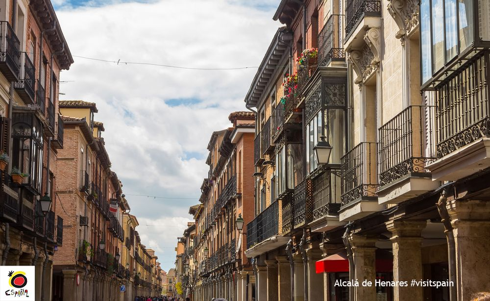 If you're coming to #Madrid, you can take a side trip to #AlcalaDeHenares. You're gonna love it! #VisitSpain #WorldHeritage @AHTurismo<br>http://pic.twitter.com/ERVNNV1dJc