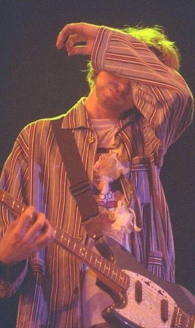 Happy birthday Kurt Cobain        50    nirvana