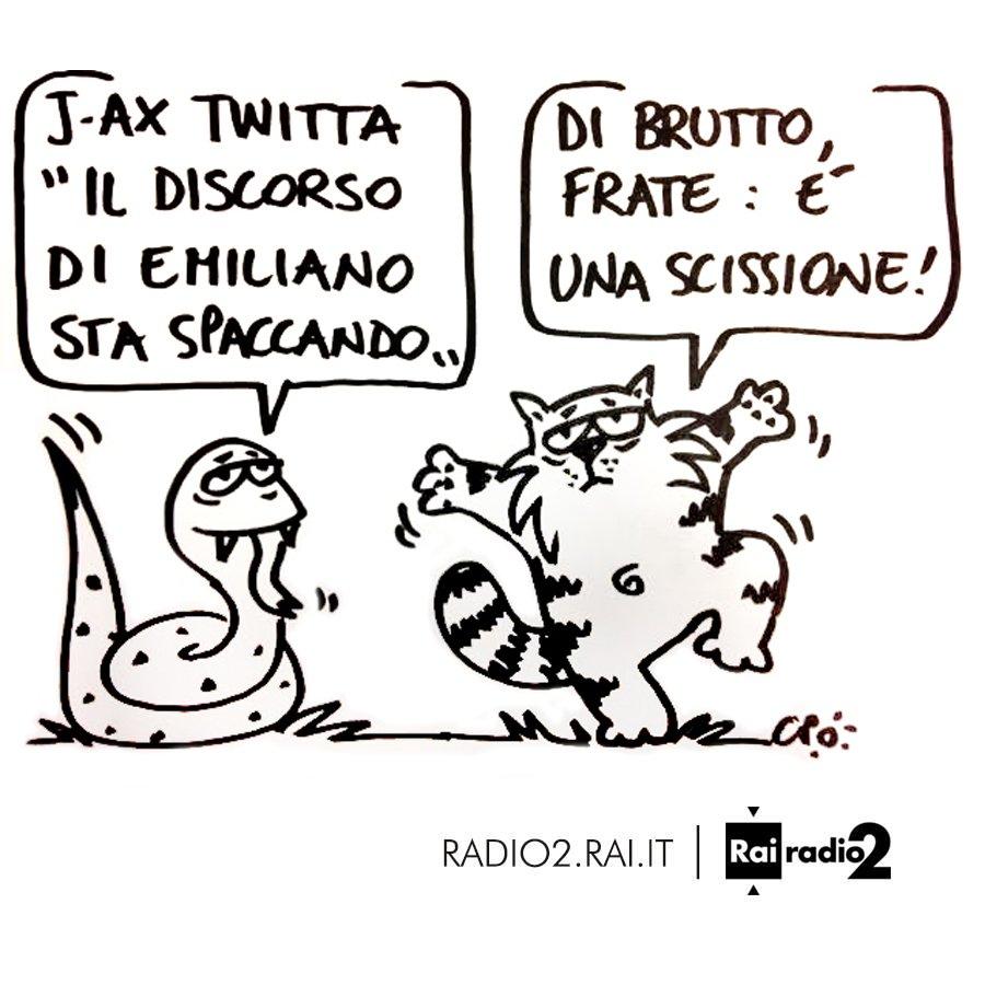 Buongiorno con la vignetta di @cinziapoli a @CaterpillarAM ! #20febbra...