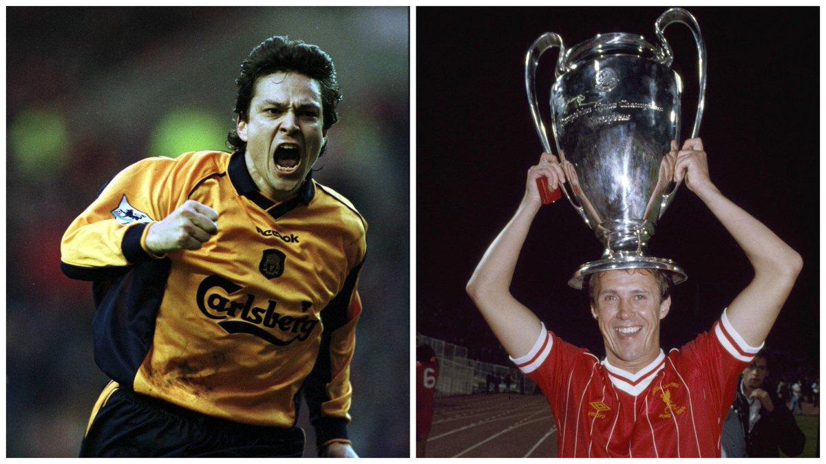 Happy birthday to a pair of wonderful footballers - Phil Neal and Jari...