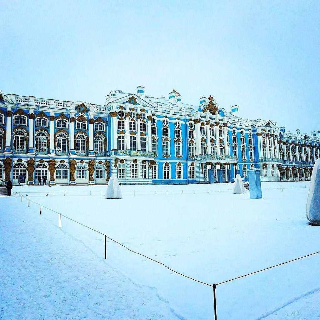 Tsarkoye Selo, Russia / Février 2017 #tsarkoyeselo #russia #travel #2017  http:// ift.tt/2lcGxhn  &nbsp;  <br>http://pic.twitter.com/ZcDP5nkUyY