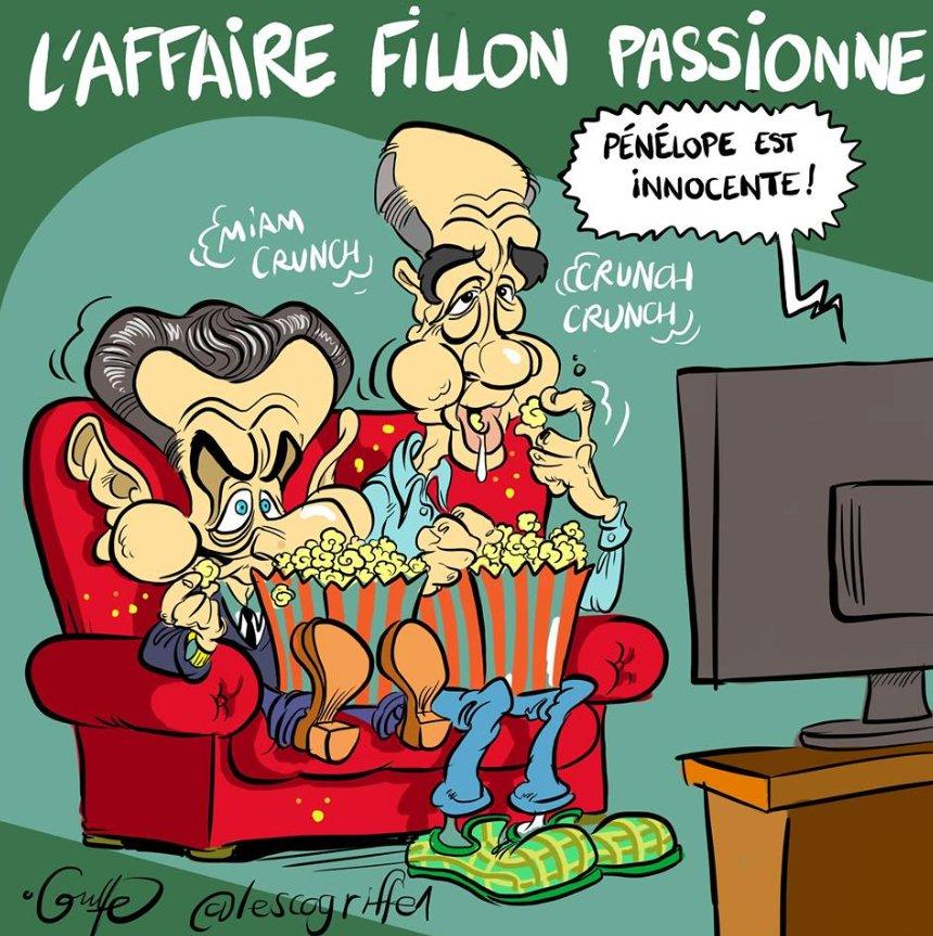 #HouseofSarthe, le #feuilleton de l&#39;#hiver.  #Penelopegate vs @FrancoisFillon<br>http://pic.twitter.com/nYXd0ULPfQ