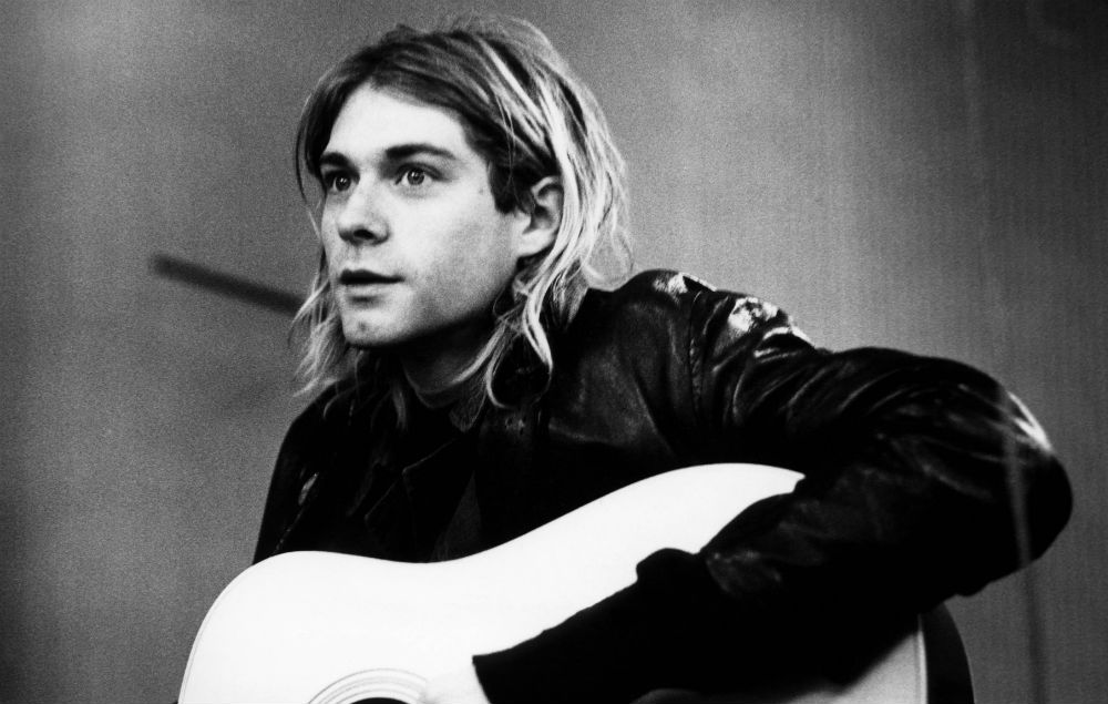 Nirvana's Top 20 most-played songs revealed on day of Kurt Cobain's 50...