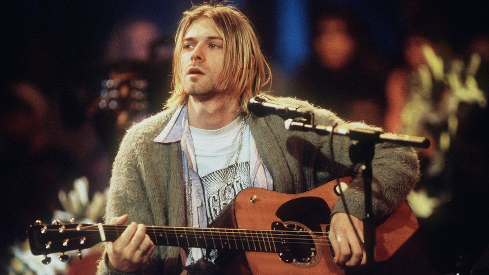 Today would've been Kurt Cobain's 50th birthday 🌹 https://t.co/opeacLG...