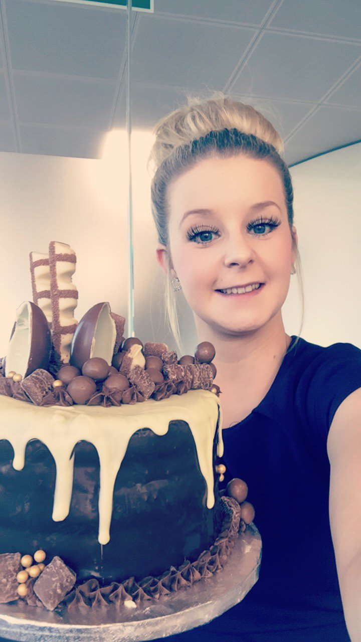 The #GreatLegalBake @birkettsllp's #Cambridge office has started with a bang thanks to one of our star bakers @greatlegalbake @EasternLegal https://t.co/H9KFLRcT27