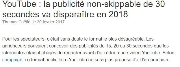 On est sur une vraie bonne nouvelle  #Youtube #RéseauxSociaux (v/ @BlogModerateur)<br>http://pic.twitter.com/EozaihLqPl