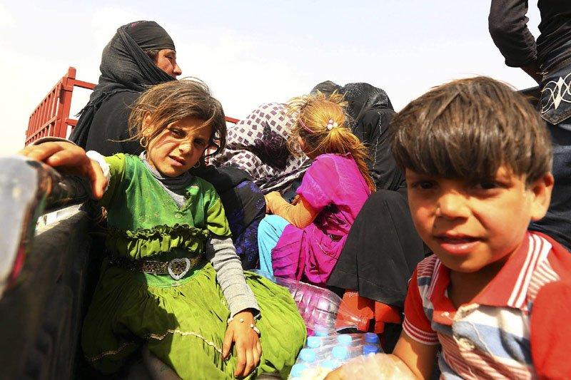 #Mossoul : notre principale préoccupation ce sont les civils piégés dans la ville. Ils doivent pouvoir la quitter en toute sécurité. #Irak <br>http://pic.twitter.com/rBFuDth3OF