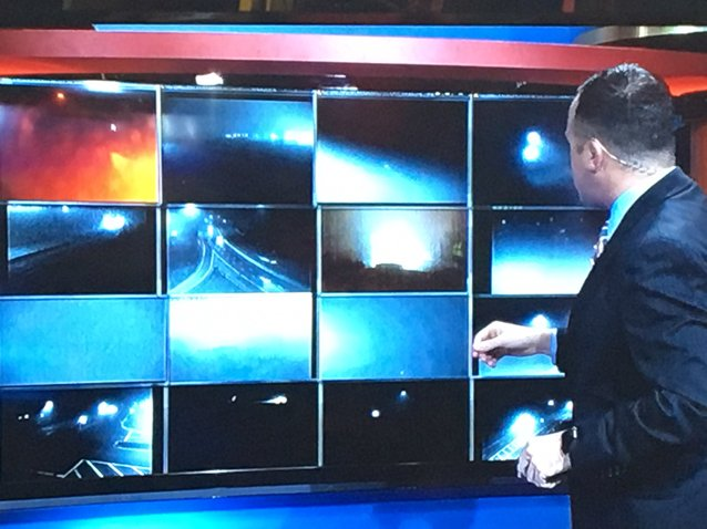 DENSE FOG ALERT: @bryanweather shows us the conditions before you hit...