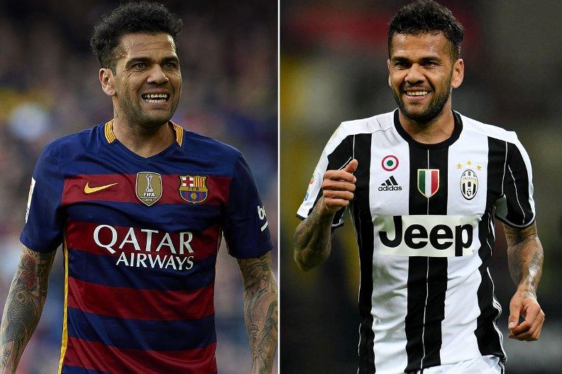 Dani Alves blasts 'false' Barcelona for lacking respect https://t.co/8...