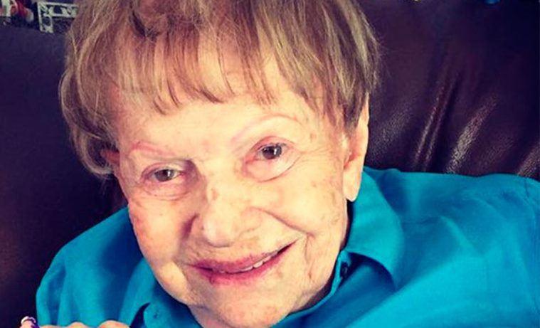 Falleció Sofía Imber, a los 92 años https://t.co/pwADCILEmy https://t....