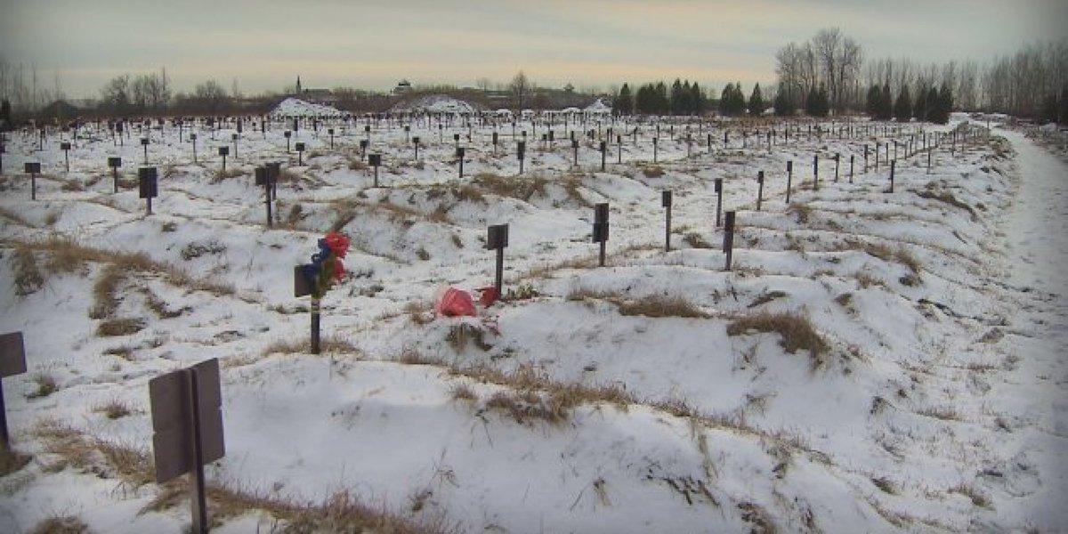 La région de #Québec aura son cimetière musulman (SRC)  http:// huff.to/2kPWFSp  &nbsp;  <br>http://pic.twitter.com/IoqwOHy178