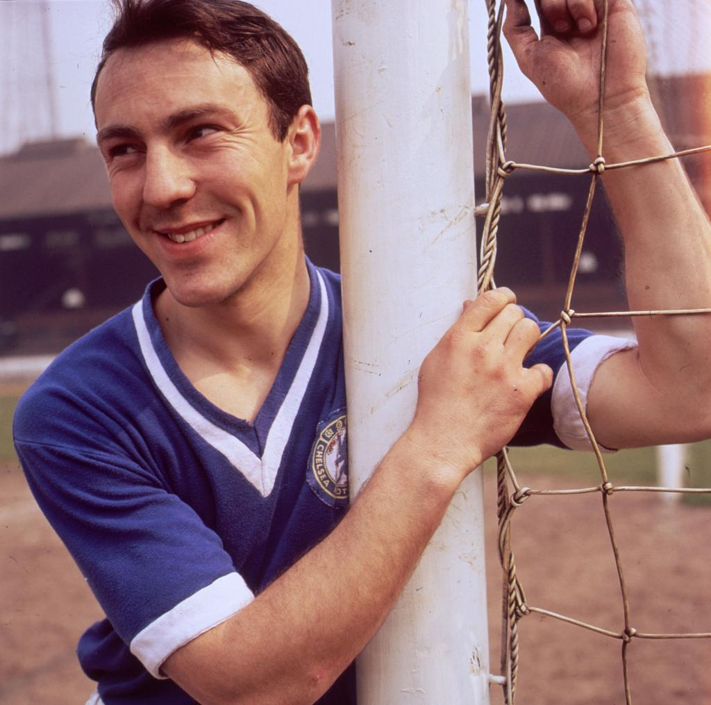 """Chelsea FC - #StayHomeSaveLives on Twitter: """"Wishing Jimmy Greaves ..."""