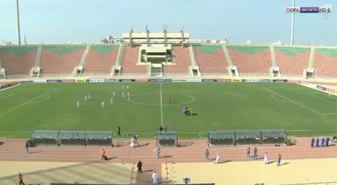 هدف إستقلال خوزستان في مرمى الفتح السعودي