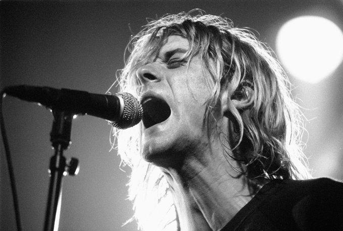 Happy Birthday, Kurt Cobain! We Really Wish You Were Here :)