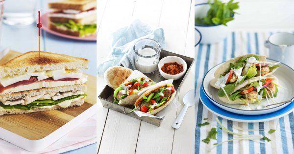 8 #recettes de #sandwich #healthy à dévorer sans culpabilité!  http:// buff.ly/2lBQkOV  &nbsp;  <br>http://pic.twitter.com/e0AdEPrfxE