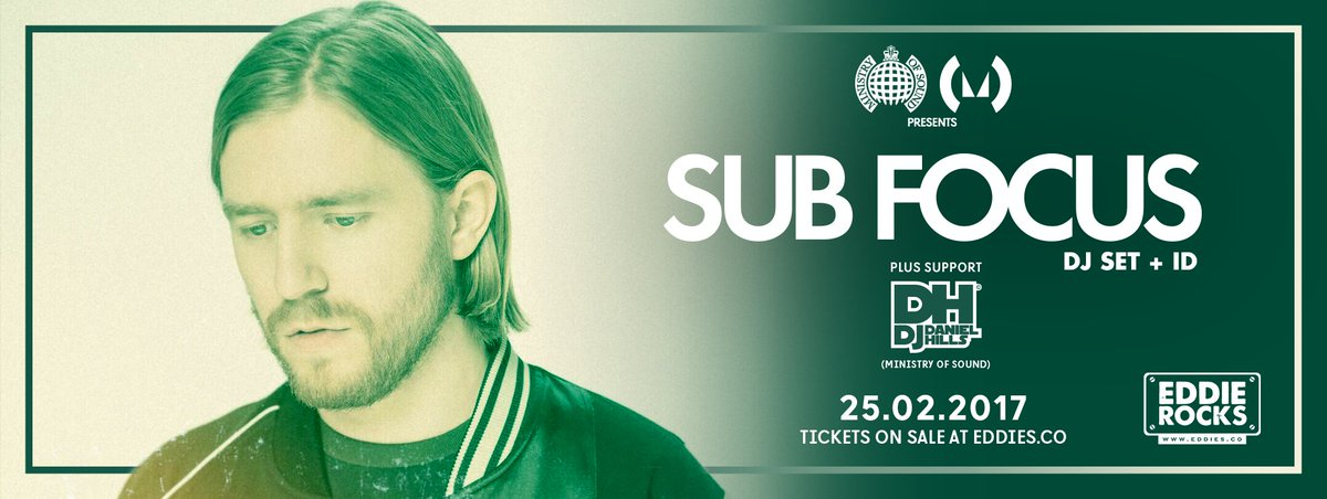 .@subfocus IS THIS SATURDAY! WHO'S READY?! https://t.co/9RI3ks6ee0 htt...