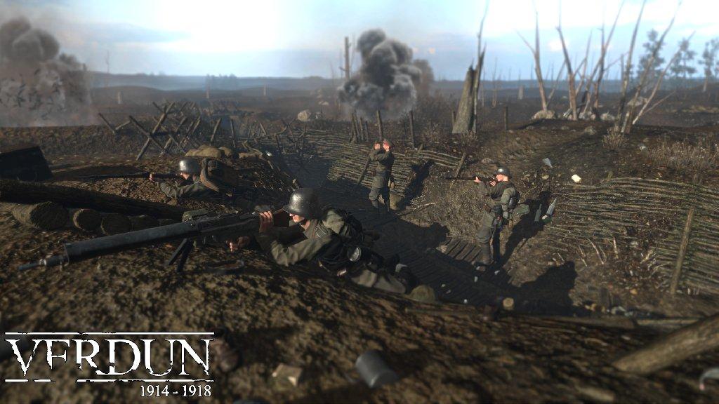 Verdun se trouve une fenêtre de sortie sur Xbox One #Verdun   http://www. actugaming.net/verdun-se-trou ve-fenetre-de-sortie-xbox-one-79347/ &nbsp; … <br>http://pic.twitter.com/FnQj5NRQQp