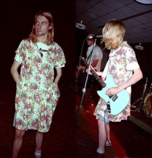 Kurt Cobain Would Have Been 50 Today; Let's Talk About His Impact: htt...