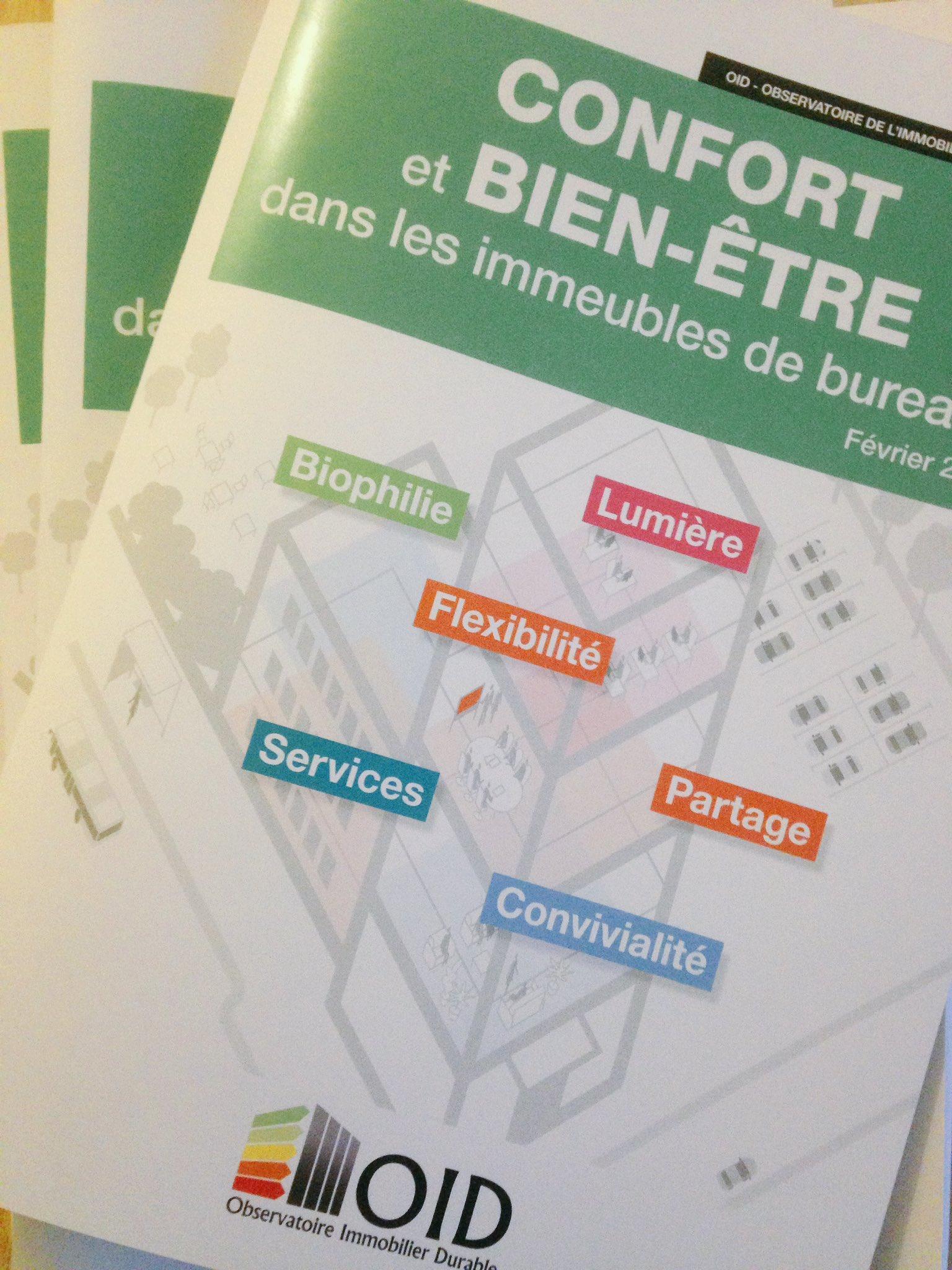 Thumbnail for Conférence OID et Plan Bâtiment Durable : Bien-être et travail, comment repenser l'immeuble de bureaux ?