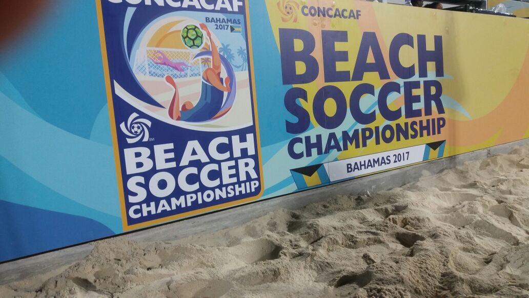 Campeonato de CONCACAF 2017 en Bahamas. C5HAhMlVcAAnXq9