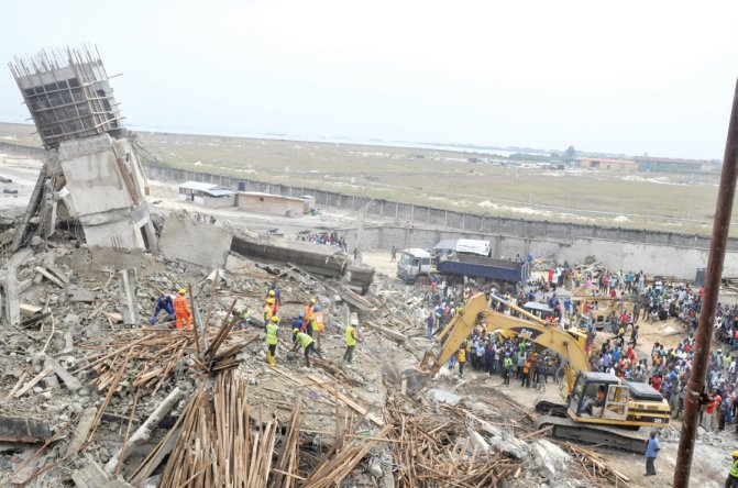 Collapsed building: Lagos sues Lekki Gardens boss, others https://t.co...
