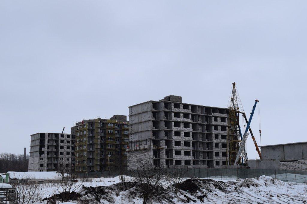 Узловая-сити:растут этажи