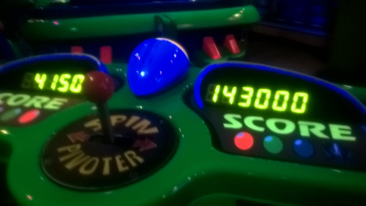 Look at that score! Not sure how I managed it, mind #DLP #buzzlightyear <br>http://pic.twitter.com/cTR3tValmu