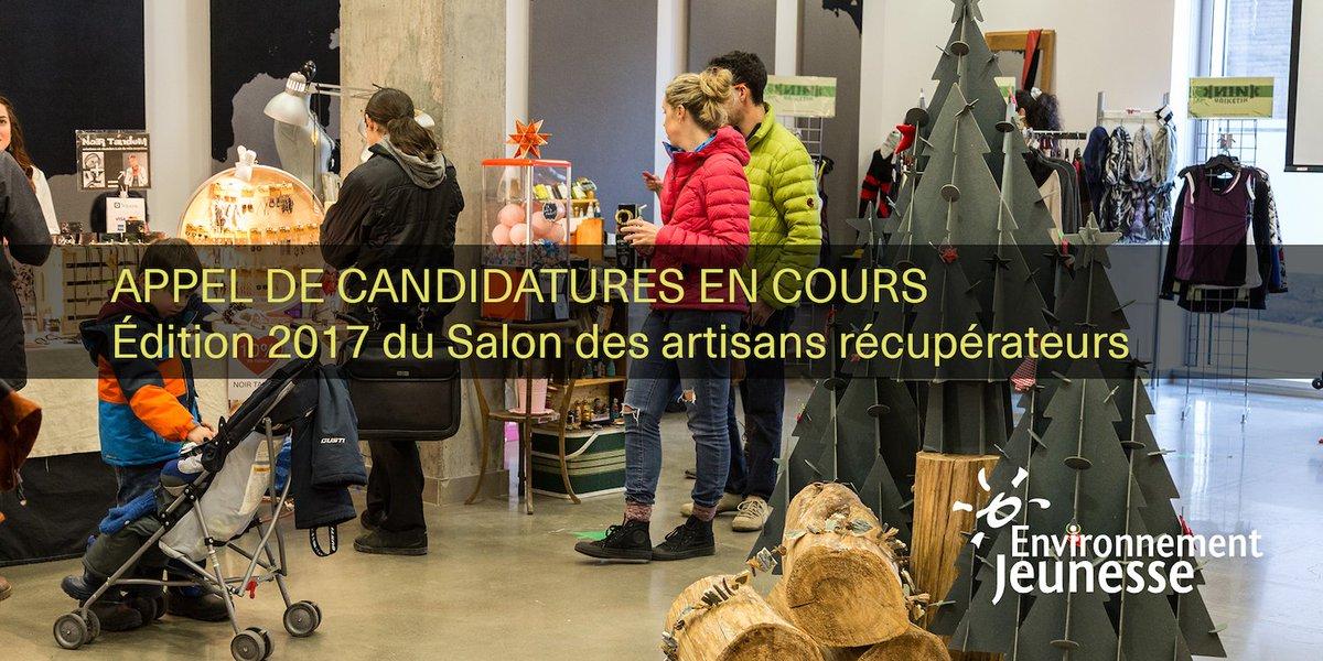 Last day to apply to the 2017 &#39;Salon des artisans récupérateurs&#39;:  http:// bit.ly/appelSAR2017  &nbsp;   #environment #design #EthicalFashion<br>http://pic.twitter.com/zxn8zcnWEi