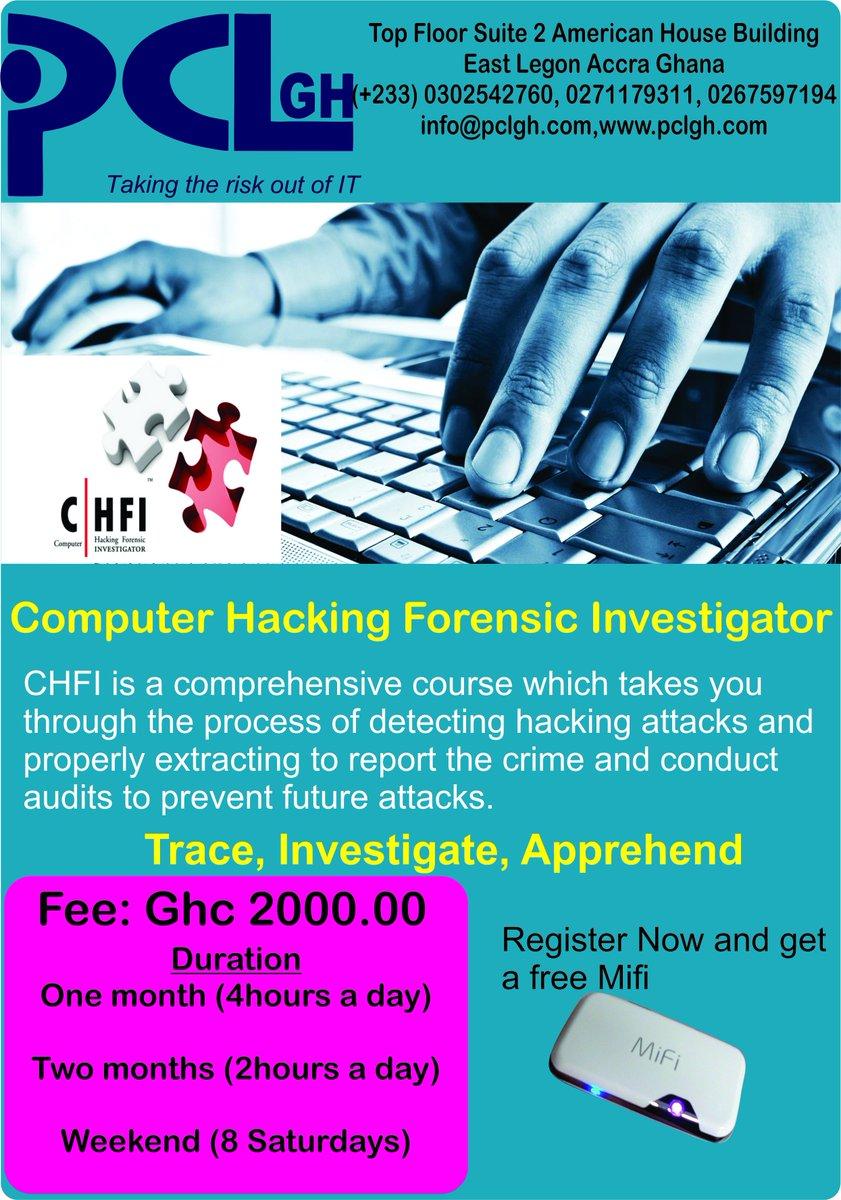 Computer Hacking Forensic Investigator Trace-Investigate-Apprehend  ht...
