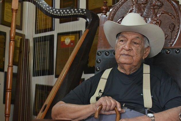 """Nieta de Juan Vicente Torrealba en su cumpleaños número 100: """"Mi abuel..."""