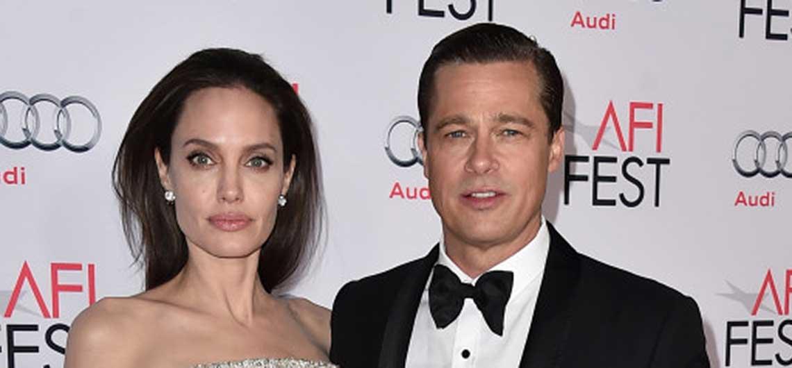 Angelina Jolie luego de su separación con Brad: Somos una familia http...