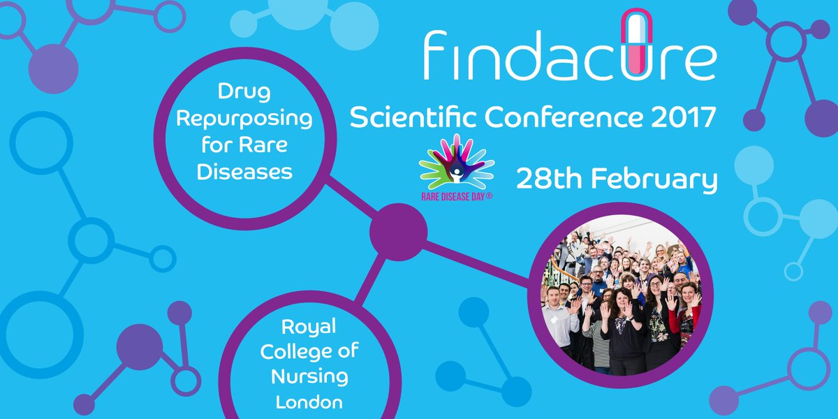 Wednesday is your last chance to get tickets for our #RareDiseaseDay conference!  http:// ow.ly/AwXP309aAwU  &nbsp;   #DrugRepurposing #RareDisease <br>http://pic.twitter.com/C3D9Jp7hHq