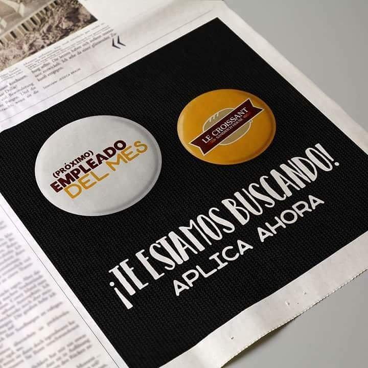 #GUAYAQUIL  #Ecuador #sihaytrabajo   Se Necesita cocinero/a, pastelero/a, barista o cajero/a enviar CV a   rrhh@lecroissant.com.ec <br>http://pic.twitter.com/DmhN4dUbVG