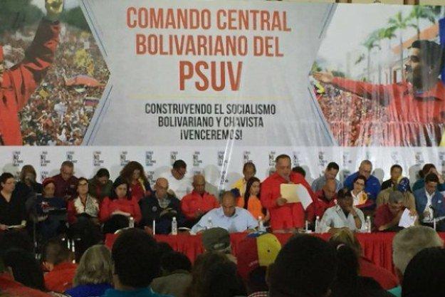 ¡Estrategias! Hoy se reúne el Comando Central Bolivariano del PSUV htt...