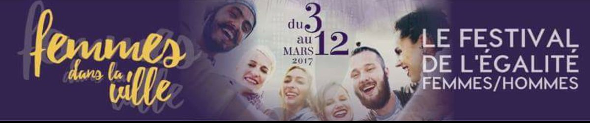 Honorée d&#39;intervenir cette année (débat + conférence) au Festival @fdlv50 à #Cherbourg pour l&#39;égalité #Femmes #Hommes <br>http://pic.twitter.com/Kpv23eaTn2