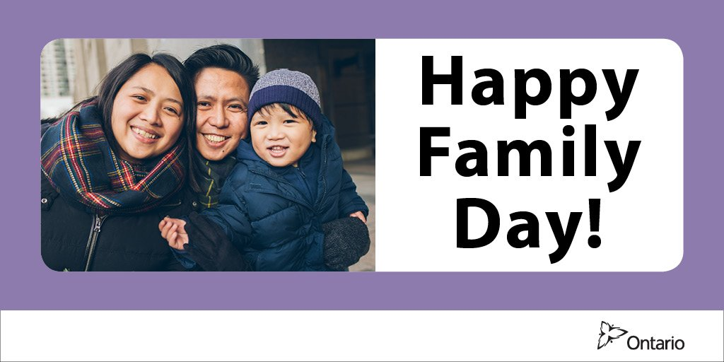 Happy #FamilyDay! Looking for some fun activities? Check out: https://...
