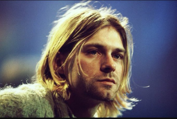 Kurt Cobain would have been 50 today. Happy birthday Kurt and thanks for the music.
