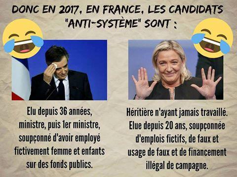 #Presidentielle2017 #Politique #Fillon2017 #francoisfillon #FillonGate #lesrepublicains #MLP2017 #LePen #FN #LepenGate #CORRUPTION Déprimant<br>http://pic.twitter.com/VNJiYyTK66
