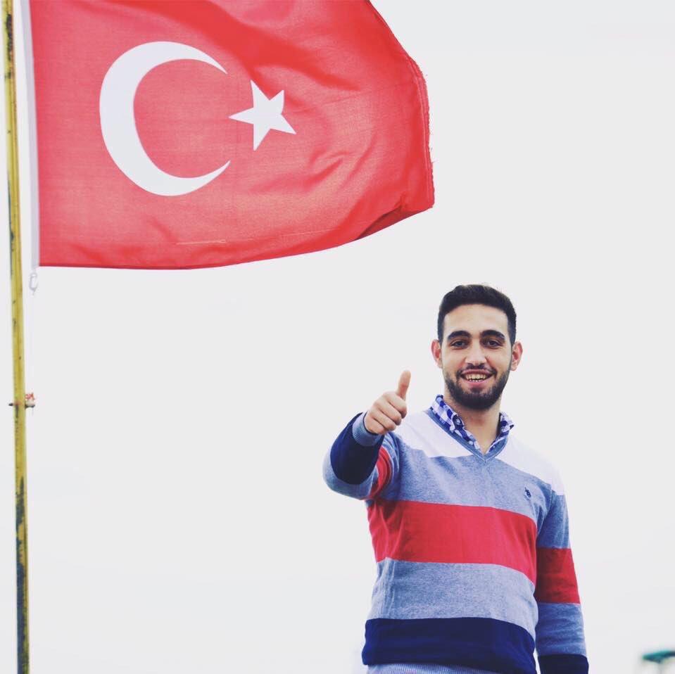 CHP Maltepe Gençlik Kolları'ndan Samet Burak Sarı bugün tutuklandı. #S...