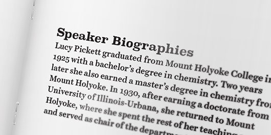 Add #MountHolyoke to your professional biography: https://t.co/APSyNljiqJ #PoweredByMountHolyoke https://t.co/3v4NkqJnkj