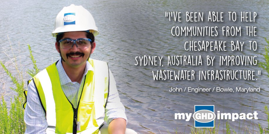 We're proud to celebrate Engineers Week by making an impact in local communities. #eweek2017 #engineers #myghdimpact https://t.co/jh9eGk0UmJ