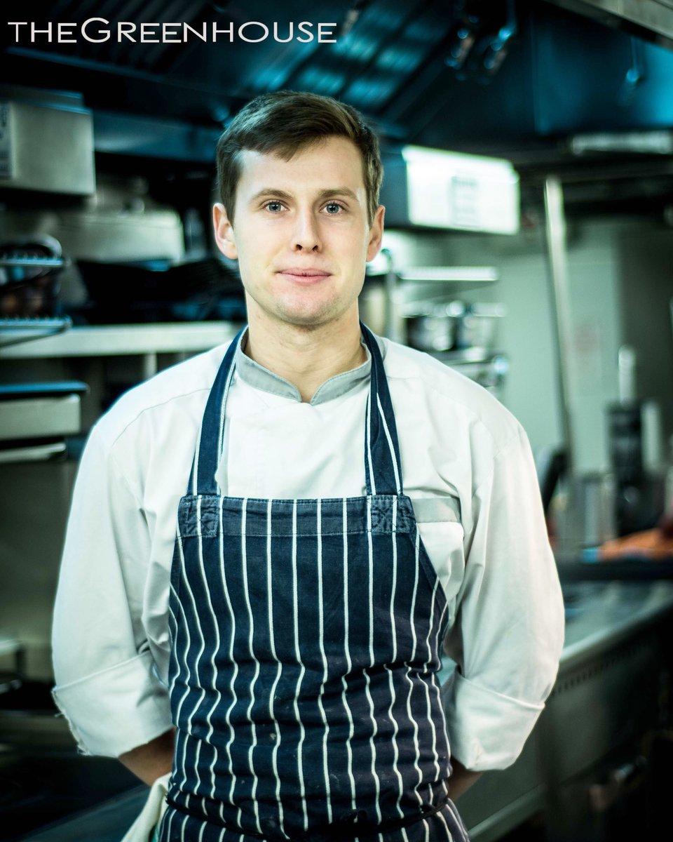 Endy Le Page, Chef de Partie #meettheteam <br>http://pic.twitter.com/7s1CpIdMVi