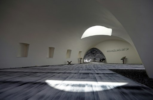 In #Lebanon, avant-garde mosque to preach coexistence:  http://www. yourmiddleeast.com/news/in-lebano n-avantgarde-mosque-to-preach-coexistence_45487 &nbsp; … <br>http://pic.twitter.com/EVcjrQnq6Q