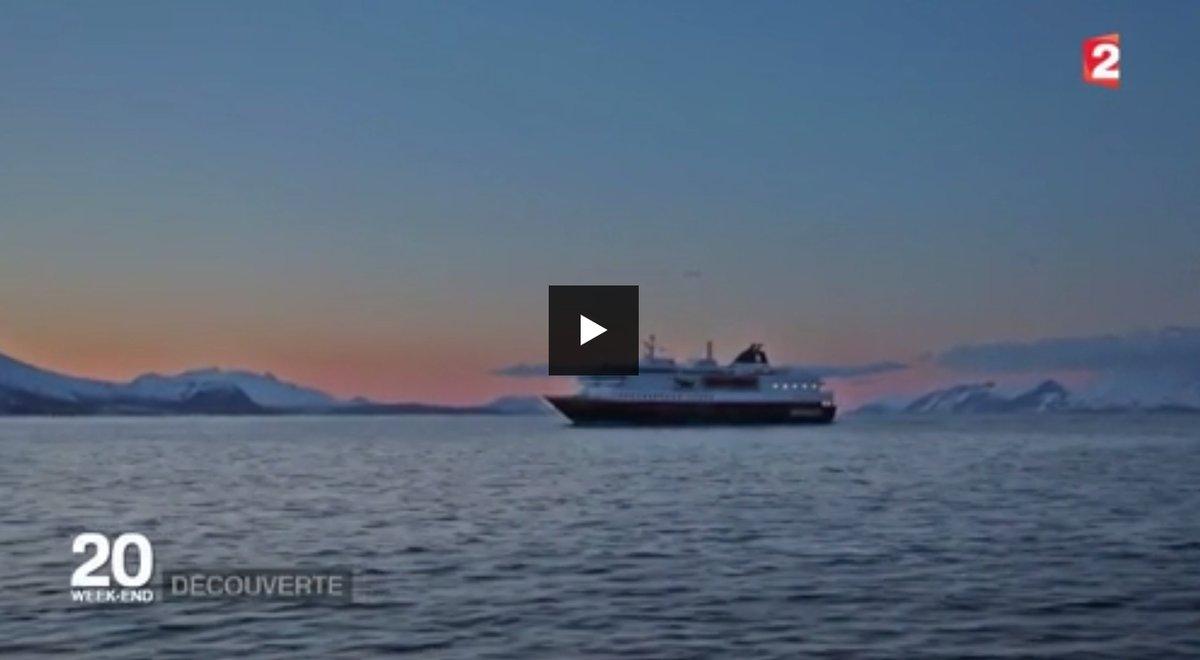 #Arctique : à bord d&#39;un #paquebot dans le Grand Nord&quot;, un reportage de @France2tv à revoir ici :  http:// bit.ly/2kQZsLi  &nbsp;   #Norvège<br>http://pic.twitter.com/hH8D6yMeV5