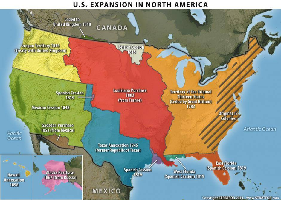 Simon Kuestenmacher On Twitter History Of Usa Westward - Map-of-us-during-westward-expansion