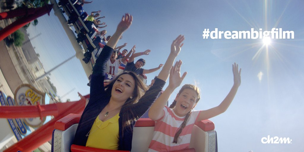 #dreambigfilm is a first of its kind film! Check it out & see CH2Mer @mnzdr: https://t.co/n6wYCyXJ19 @ASCETweets @MacFreeFilms https://t.co/sXvj4Z2Kwe